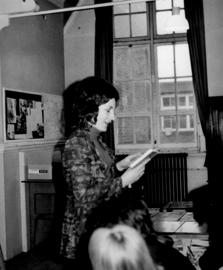 Morpeth School Bethnal Green, London 1972