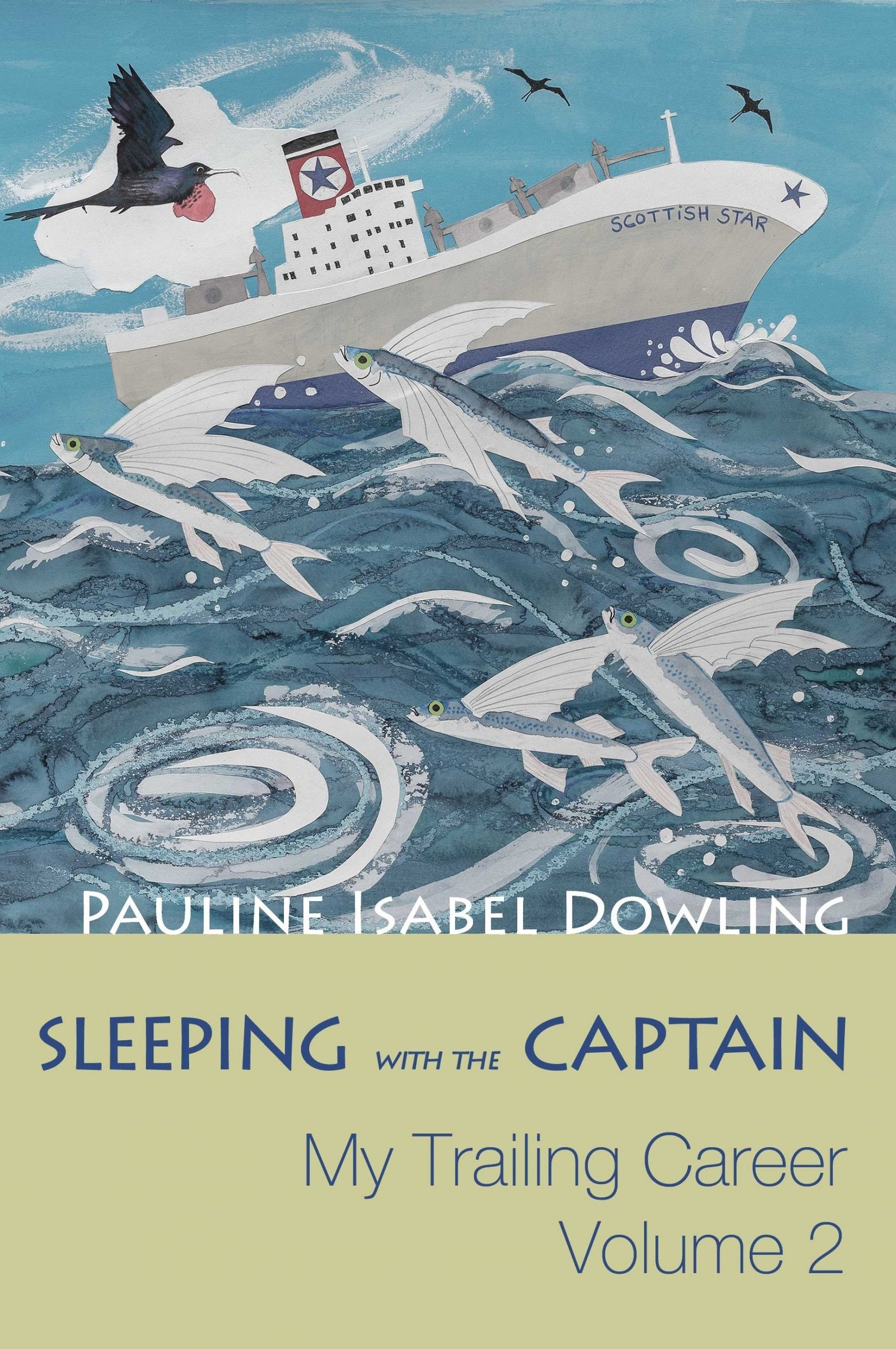 Book cover: Sleeping with the Captain