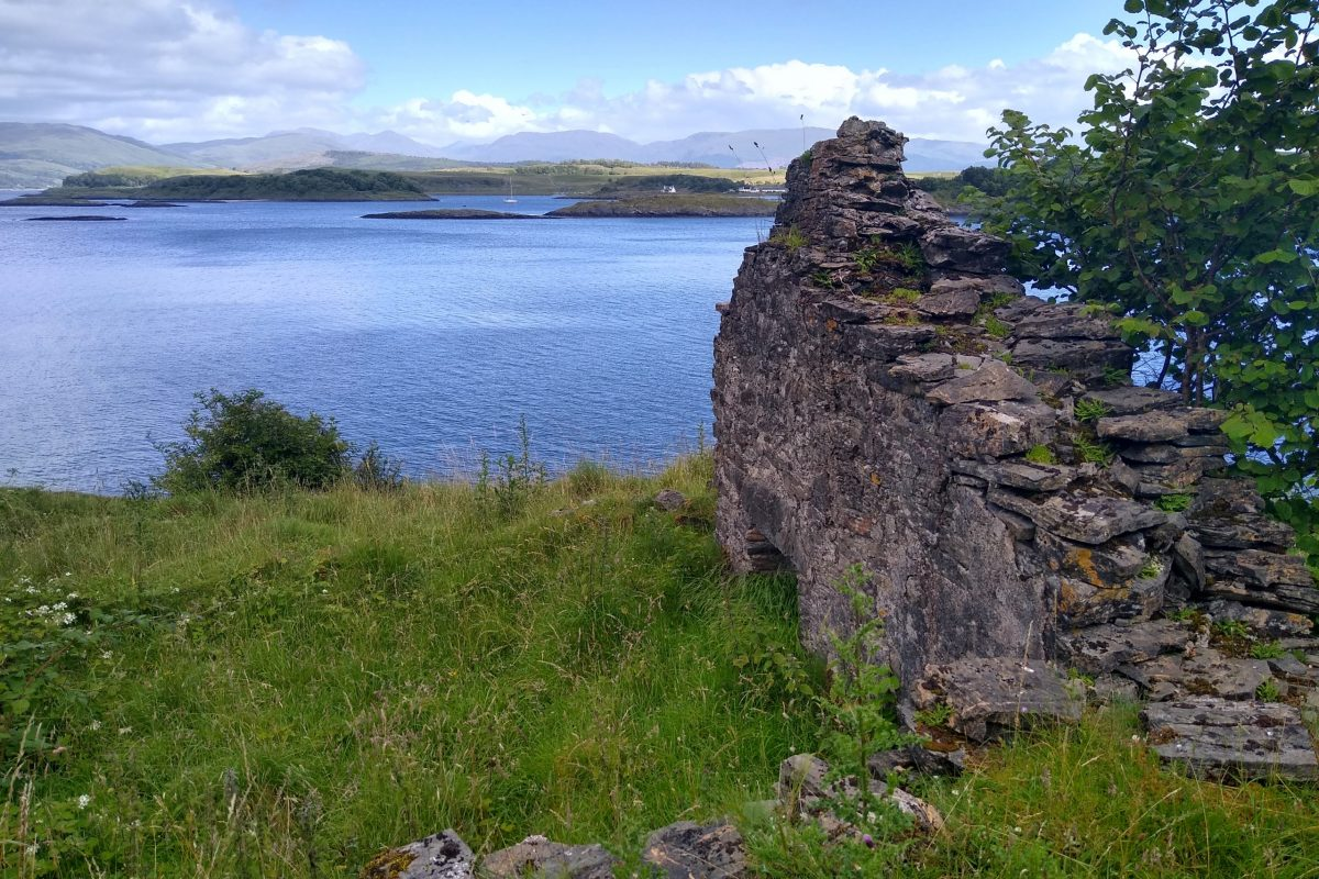 Photo from walk: Hearth gable end