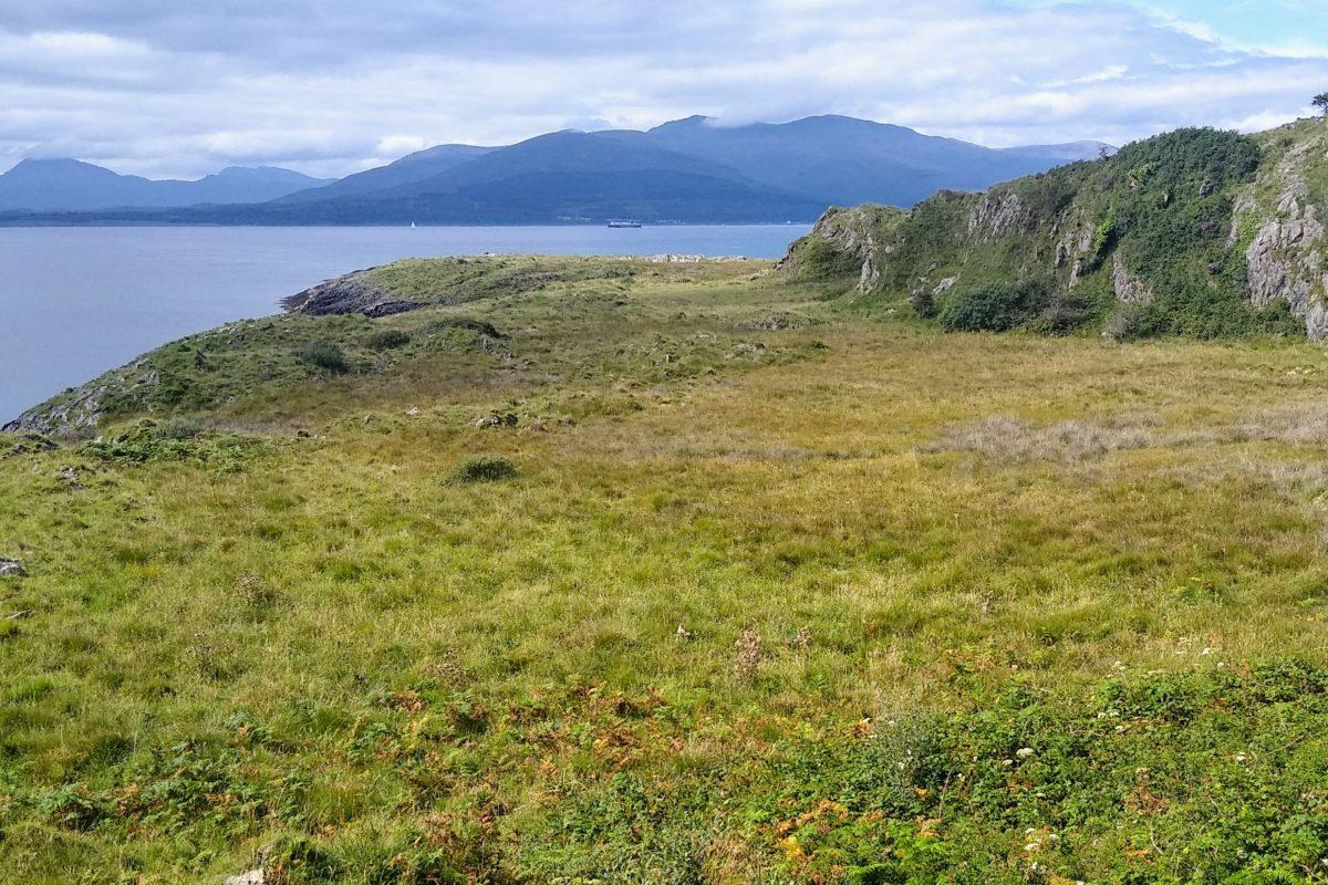 Photo from walk: South end raised beach