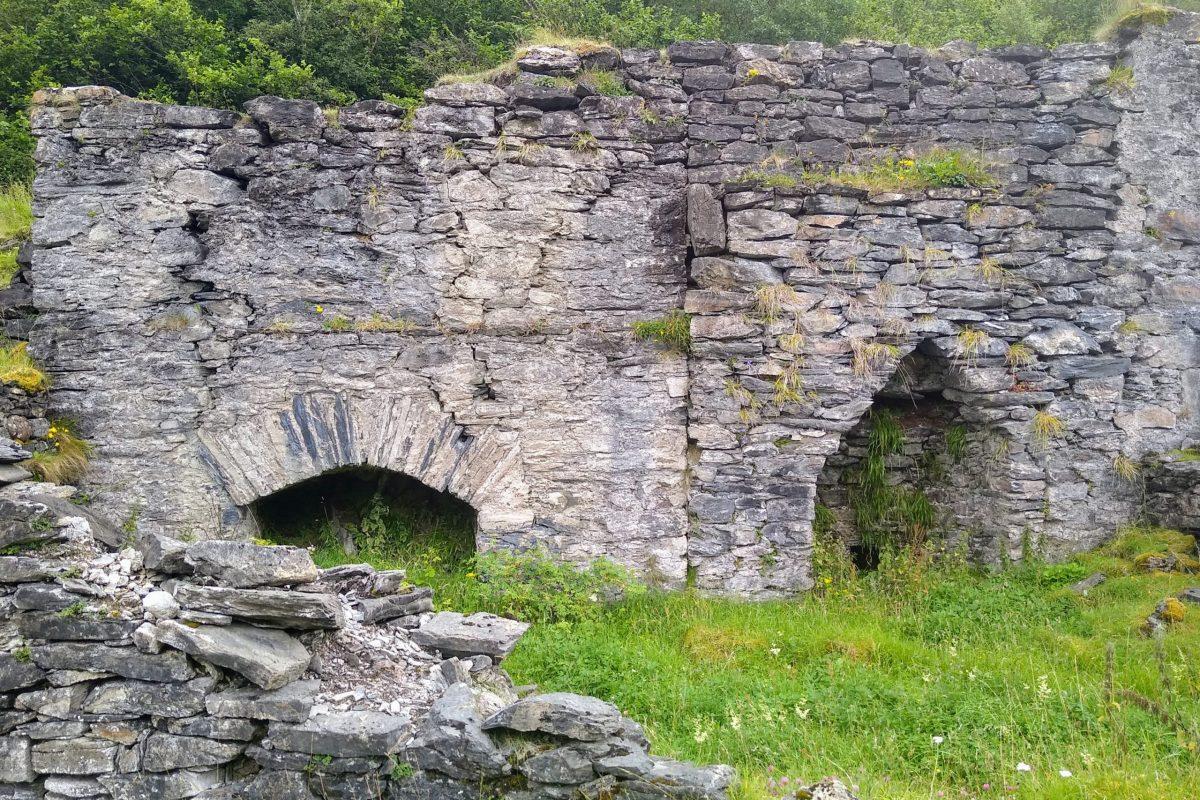 Photo from walk: Lime kilns, Port-na-Mòr-laoch