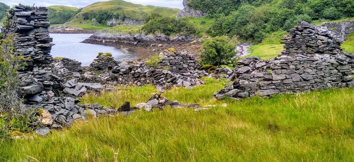 Stronacraoibh—Laggan—Portcastle—Clachan