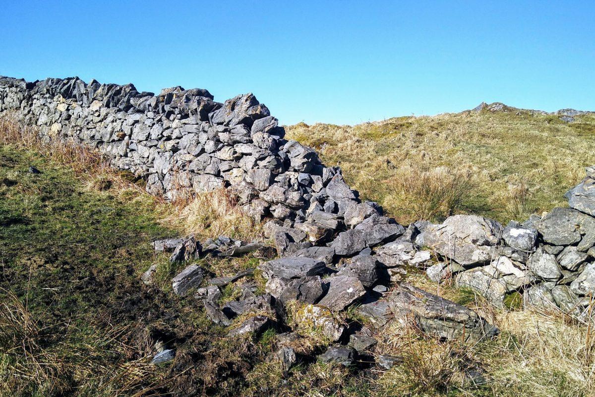 Kilcheran Fiart wall crossable
