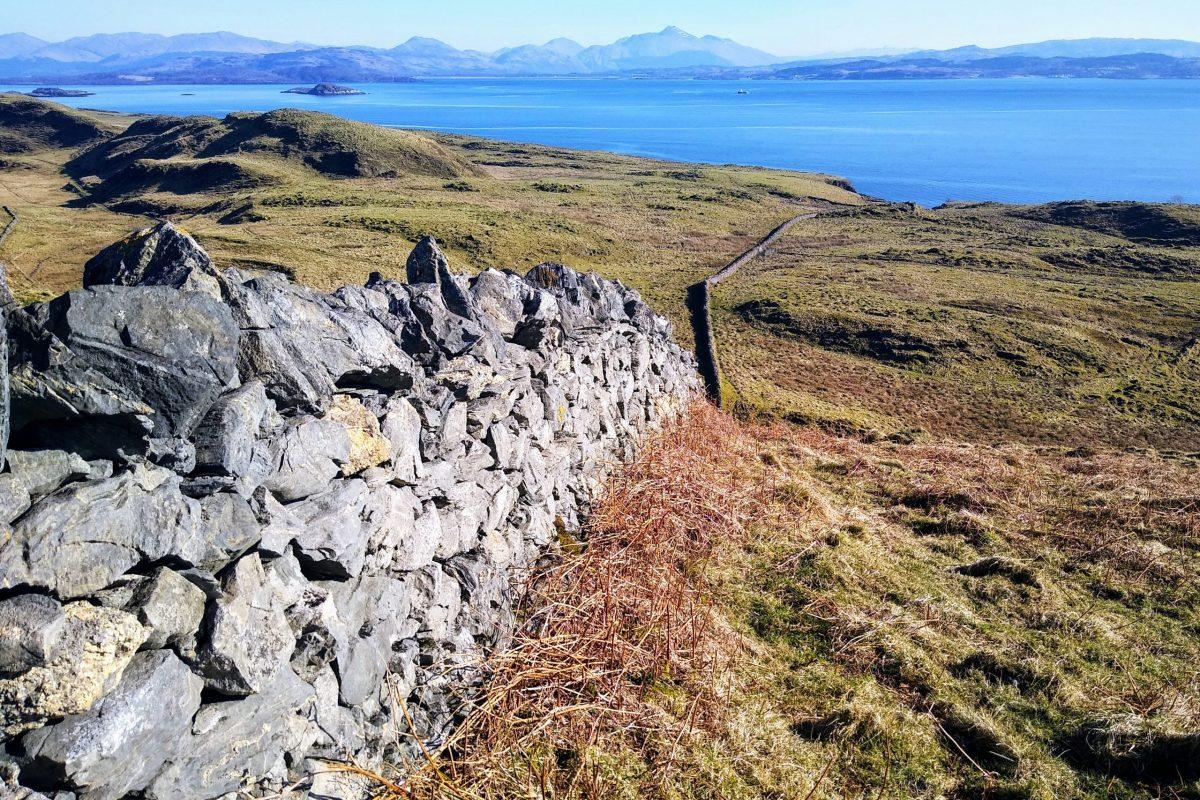 Kilcheran Fiart wall