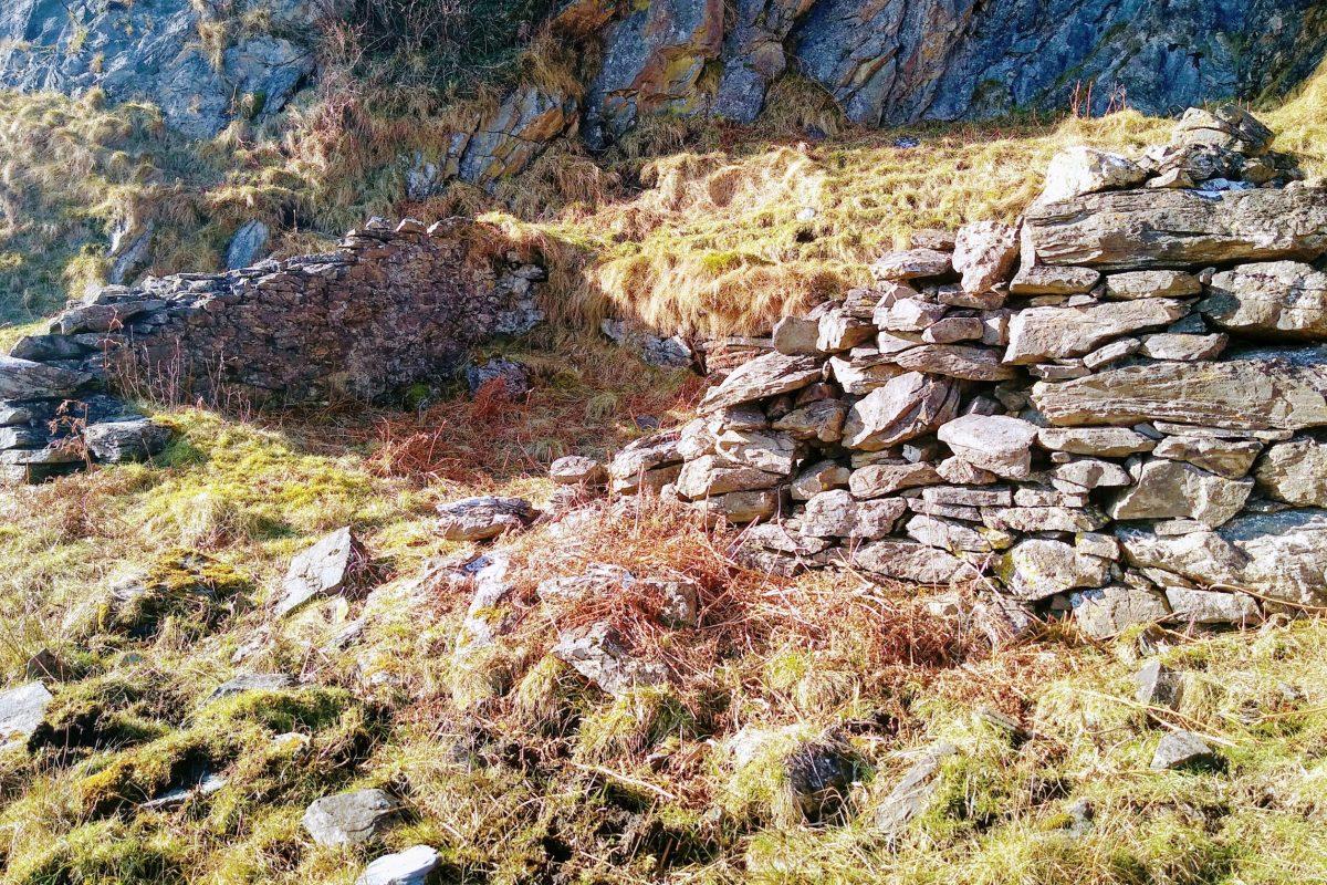 ruined dwelling