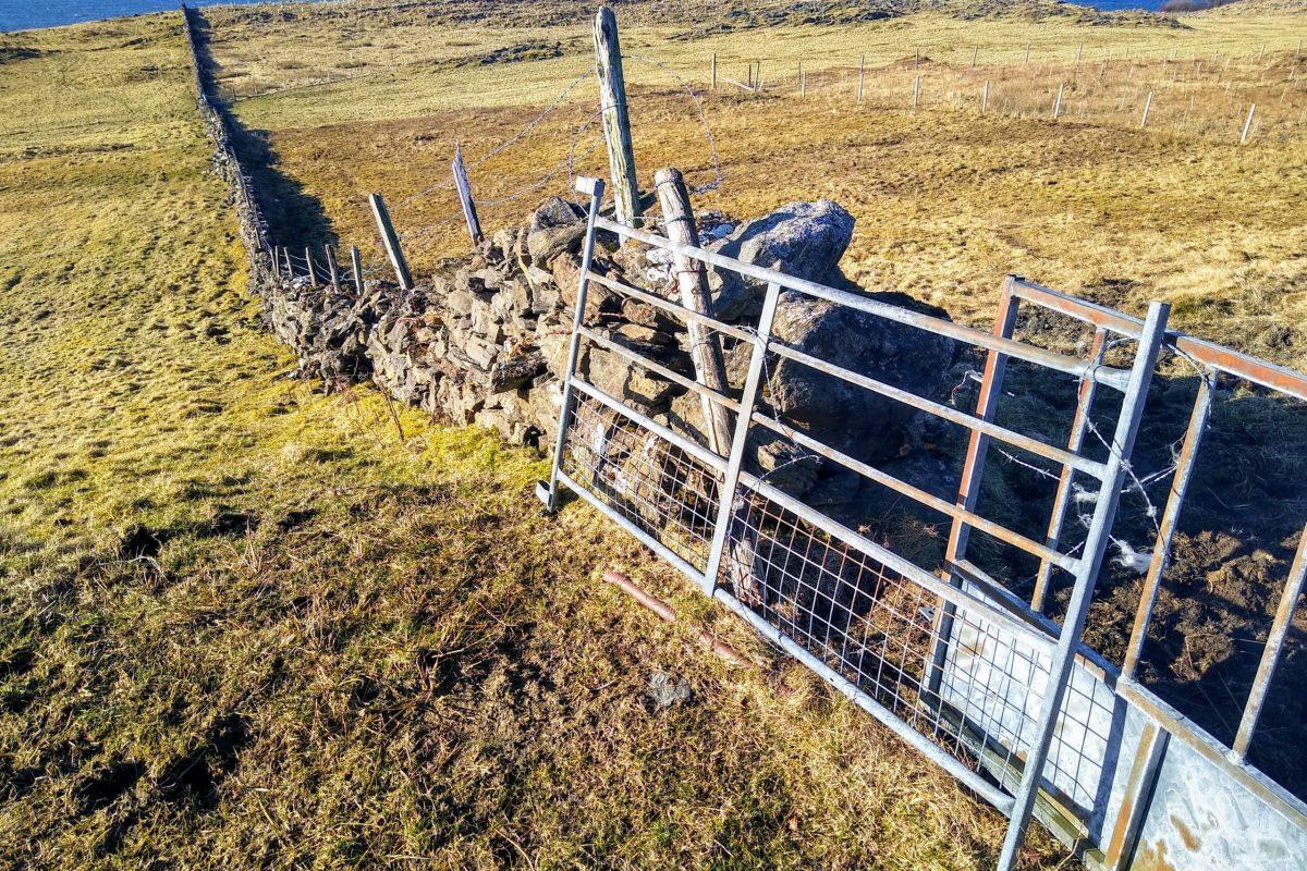 Gate into Sailean