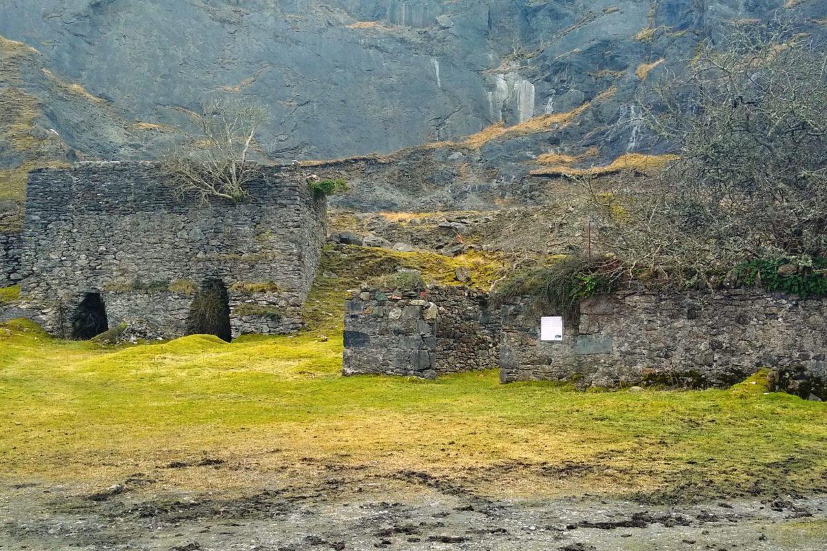 Kiln Quarry buildings