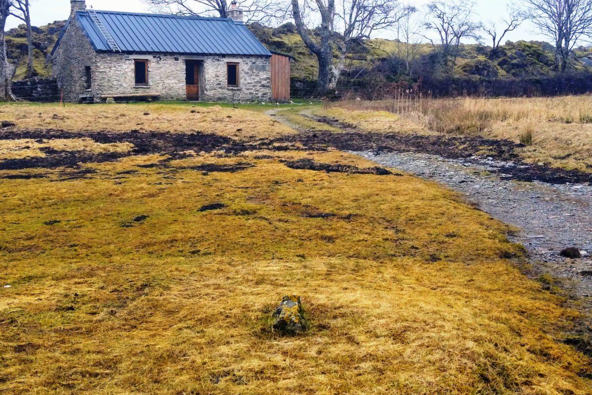The Sailean Bothy