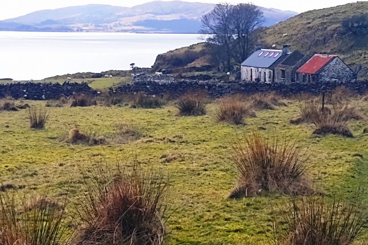 Dalnarrow cottages