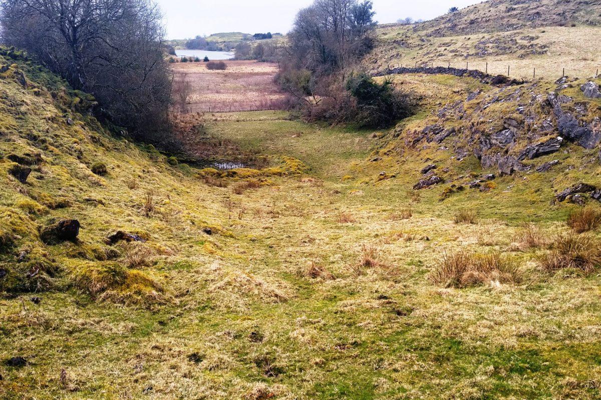 View to Balnagown Loch