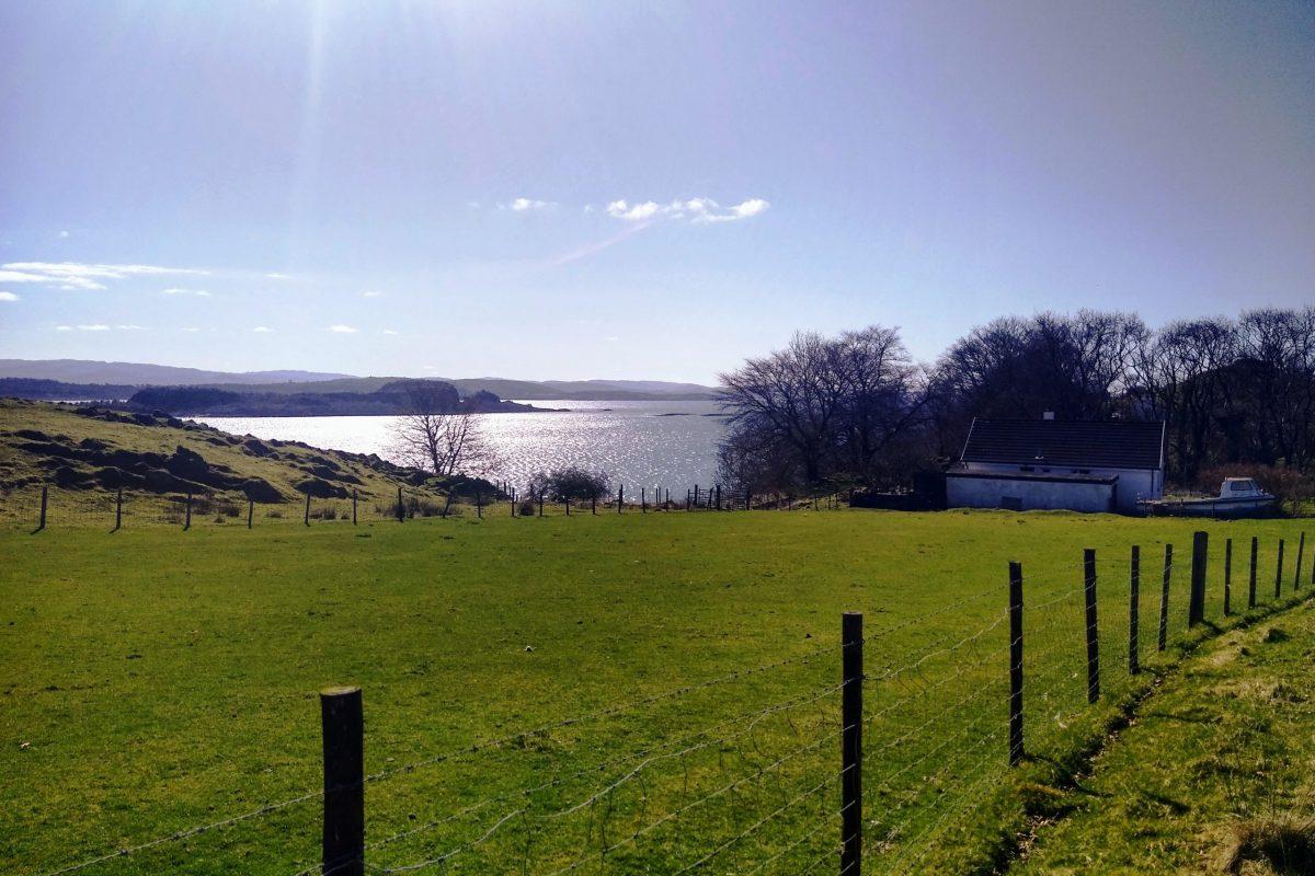 View to Loch Linnhe