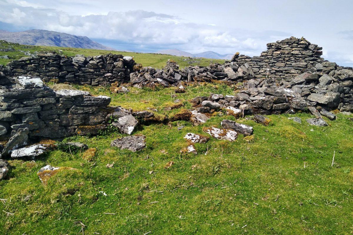 Ruin, Port a' Charrain