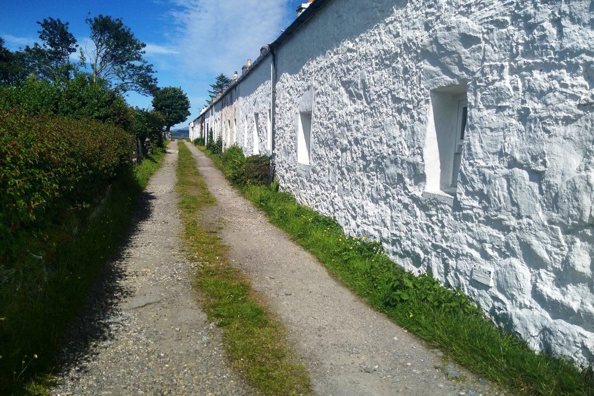 Port Ramsay cottages