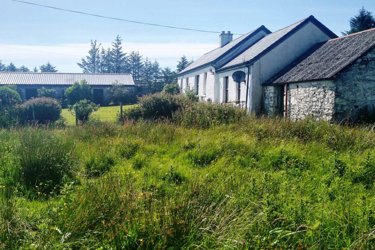 Stronacraoibh: farm house
