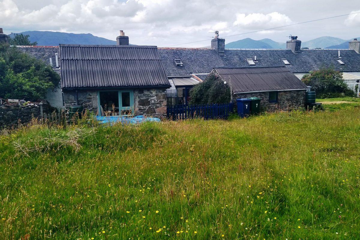 Original Port Ramsay houses